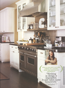 Remodel Magazine OCTOBER 2007 – Interior Design
